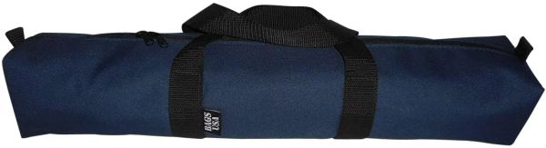 """Utility Or Tripod Bag For Camping Accessories, Stakes Bag 24"""" x 5 Made in USA."""