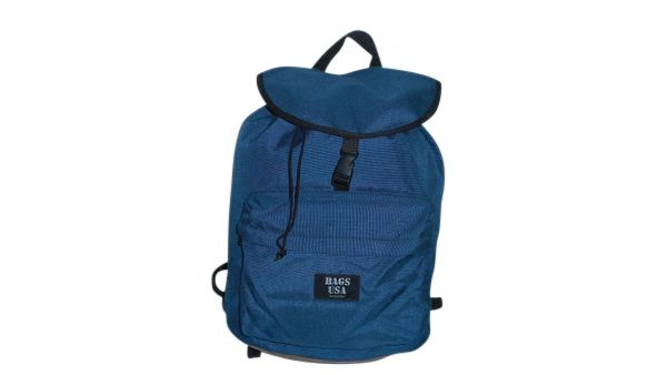 Drawstring Backpack, Great To Carry Heavy Books Or Gym Use Durable Polyester And Cordura Made In USA.
