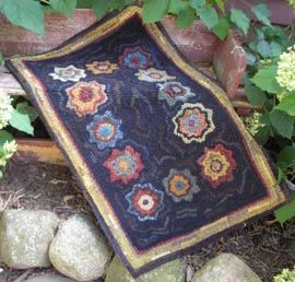 Starburst Primitive Rug Kit