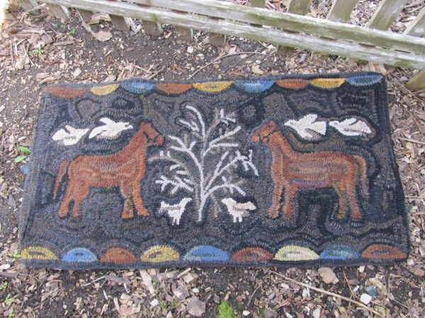 Two Horses Pattern