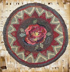 Wild Roses Chair Pad Kit