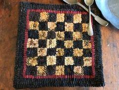 Checkerboard Trivet Kit