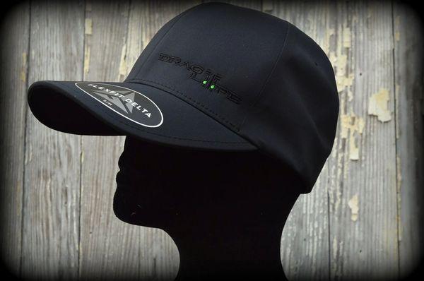 Drag Life Black Flexfit Delta 180 Hat