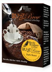 Box of 7 BuzzBrew Gourmet Coffee Bags
