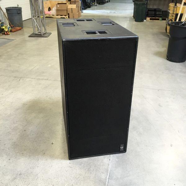 d&b audiotechnik B2 subwoofer