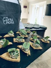 The Little Pickle Wedding Tasting Evening