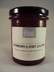 Cranberry & Port Chutney