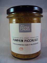 Pumpkin Piccalilli