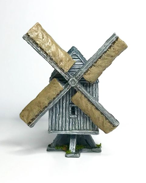 (6mm) Post Windmill (6B032)