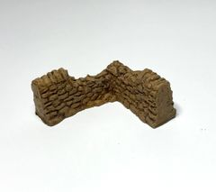 (20mm) Drystone Wall Damaged Corner Sections