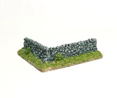 (10mm) Rural Wall Corner Section (10S005)