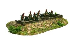 (10mm) Timber lined Emplacement (60mm insert)