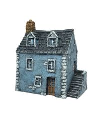 (10mm) European Townhouse #1 (10B011)