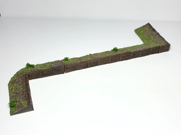 14 - Piece Earthworks Set (suitable for 6mm & 10mm)