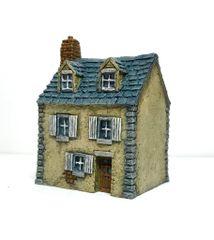(10mm) European Townhouse #4 (10B030)