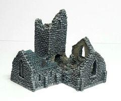 (6mm) Church Ruin (P6B021)