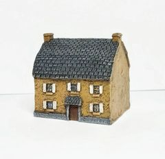 (6mm) European Townhouse #1 (6B003)