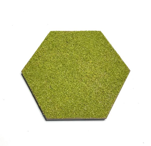 Pack of 10 x Terrain Hex Tiles