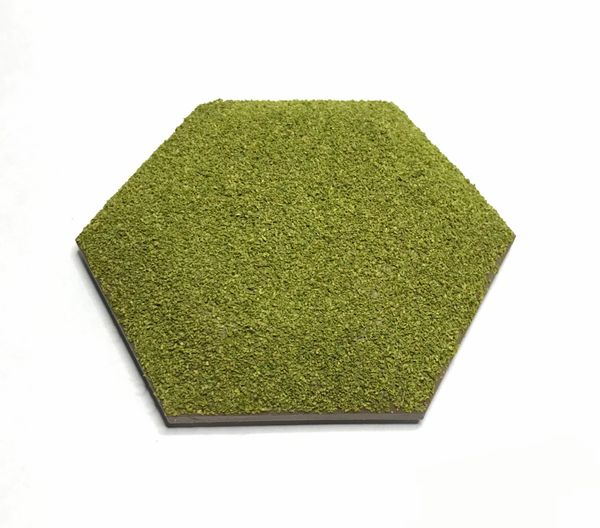 Hex 'Hill' Tile Topper