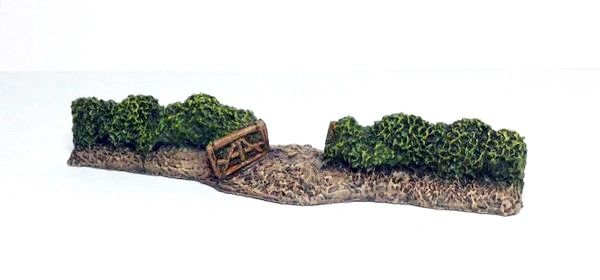 10mm Hedgerow Section (gated)