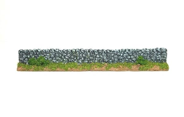 10mm Rural Straight Stone Wall (pack of 6)