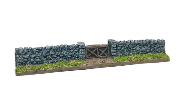 Rural Gated Wall Sections (pack of 4)