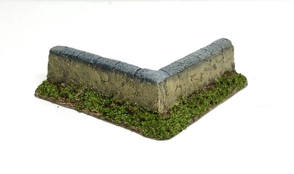 10mm Urban Wall Section (corner)