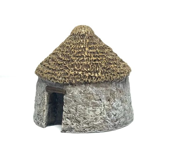 10mm Small Thatched Hut