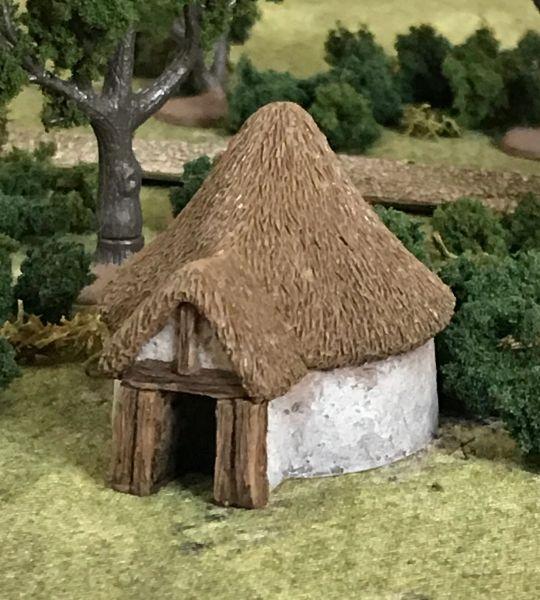 10mm Dark Age Roundhouse