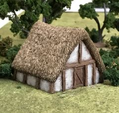 10mm Dark Age Dwelling