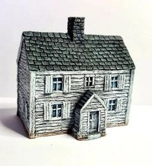 10mm Clapboard House