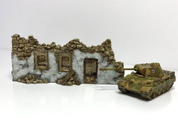 10mm Single Storey Ruin