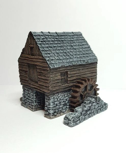 10mm Water Mill