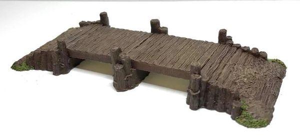 10mm Sectional Timber Bridge