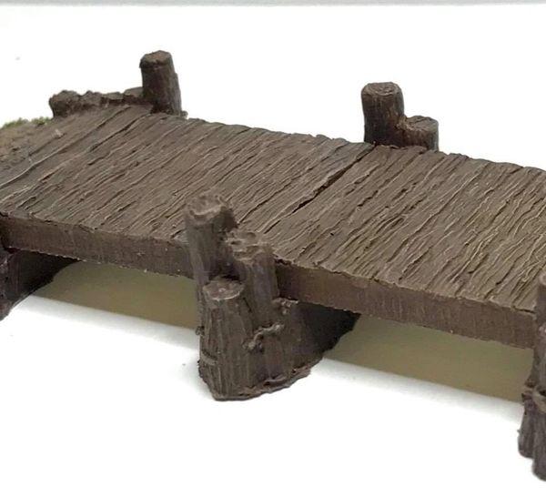 10mm Sectional Timber Bridge Extension Set