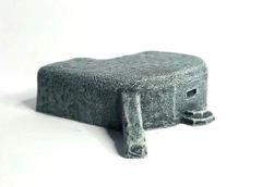 10mm Machine Gun Bunker