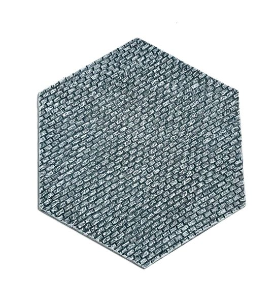 Hex 'Cobblestone ' Tile