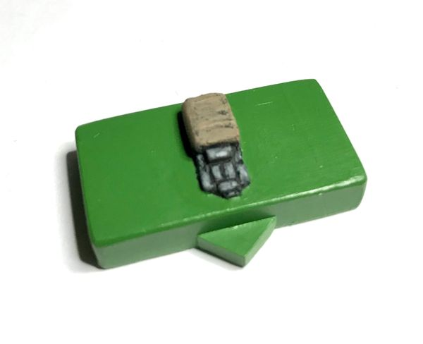 'Top Down' Generic Truck Block (pack of 10)