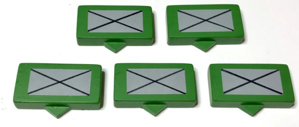 Blank Troop Blocks (pack of 10)