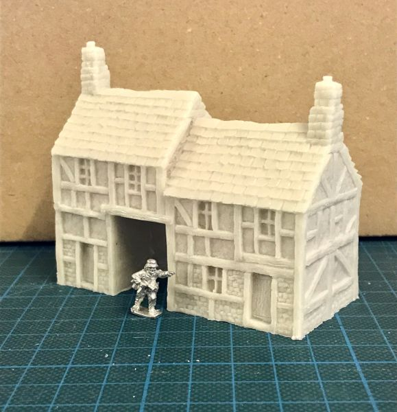 10 / 15mm Gatehouse