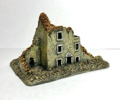 (6mm) Three Story Ruin (6B028)