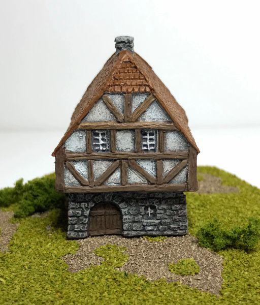 (6mm) Tiled Merchants House (6B029)