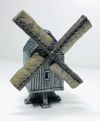 SOLD (6mm) Post Windmill (ready painted)