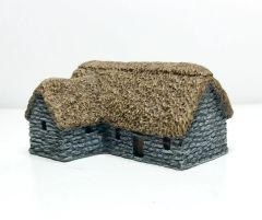 (6mm) Culloden Croft (ready painted)