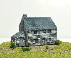 (6mm) Clapboard Homestead (ready painted)