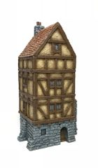 10mm Merchants House (ready painted)