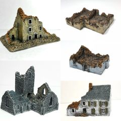 10 Piece 6mm Ruins Set