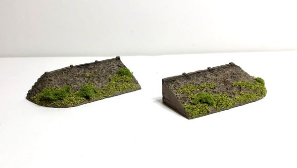 10mm Earthworks End Sections (pack of 2)