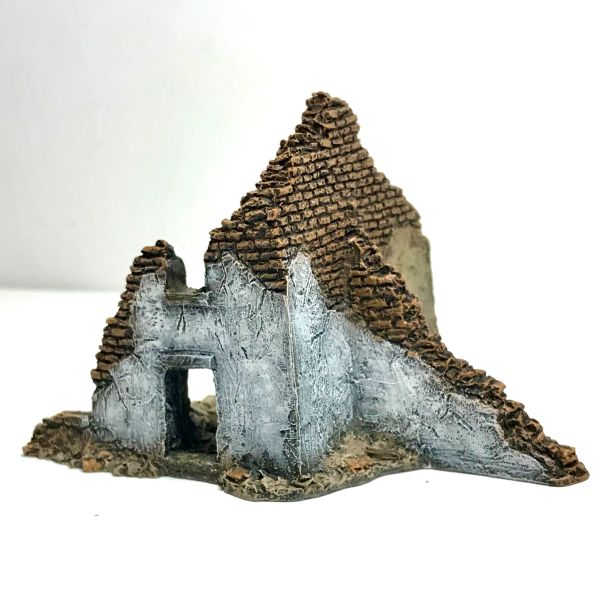10mm Townhouse Ruin Section