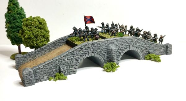 NEW! Twin Arched Stone Bridge